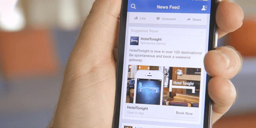 Facebook Ads - Rino3 - Criação de Site e Marketing Digital